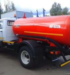 Асенизатор газ