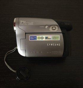 Цифровая DVD видеокамера SAMSUNG VP-DC171i