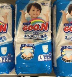 Подгузники Goon L