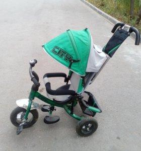 Детский 3-хколесный велосипед