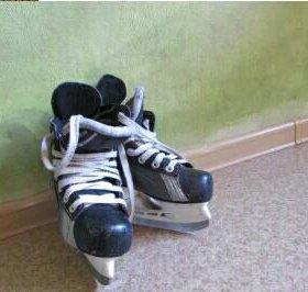 Коньки хоккейные 32 размер
