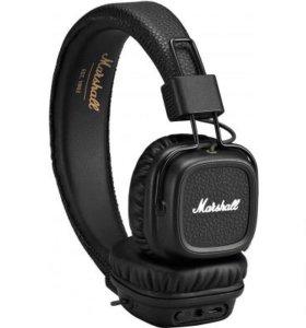Наушники Marshall Major II Bluetooth.