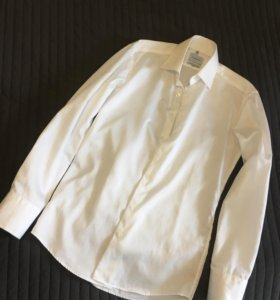 Рубашка ALBIONE сорочка белая