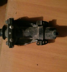Форсунка омывателя фар Mazda3 BK левая