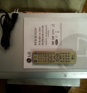 DVD- плеер LG DV 656 X