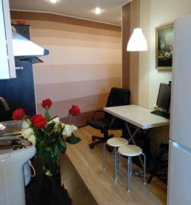 Квартира, студия, 36 м²