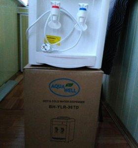 Кулер для воды BH-YLR-36 TD - новый в упаковке
