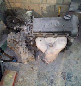 Двигатель от KIA ceed