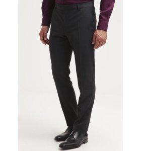 Новые чёрные брюки Strellson