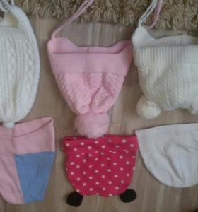 Одежда для девочки от 0 до 9 месяцев