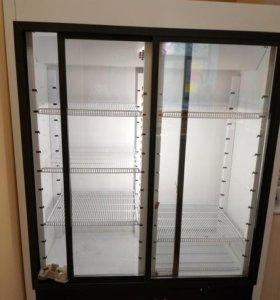 Холодильник, кассов.прилавок