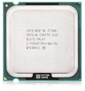Процессор Intel E7500 (LGA775)