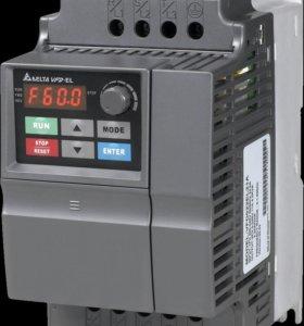 Частотник Delta Vfd - el 3,7 кВт 380 В