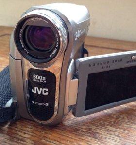 Камера JVC GR-470
