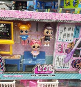 Куклы LOL!Новинки