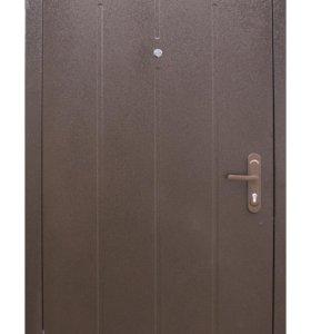 Входная дверь металл, новая