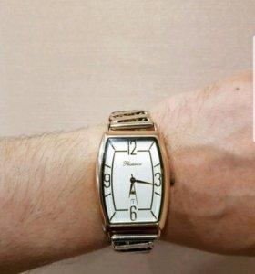 Золотые часы Platinor