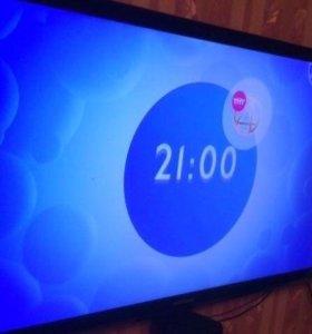 4K Samsung 142см