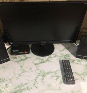 ТВ из Монитора