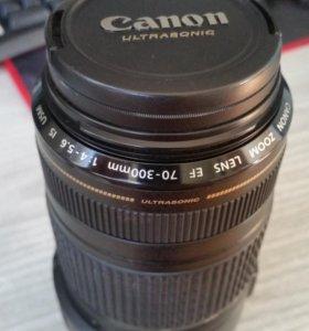Canon lens ef 70-300mm 1: 4-5.6