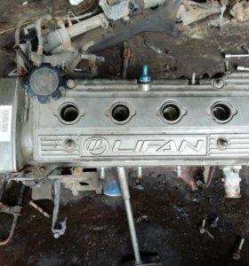 Двигатель (двс) Lifan Solano 620 1.6 LF481Q3 2012