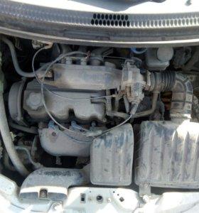 Двигатель (двс) Daewoo Matiz 0.8 под трамблер