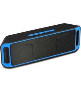 Колонка беспроводная Bluetooth S208