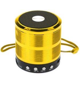 Bluetooth/ FM / MP3 колонка wster WS-887