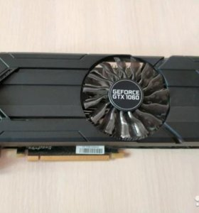 Nvidia Palit GTX 1060 stormx 6gb