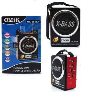 Радиоприемник FM/USB/SD WAXIBA XB-904U