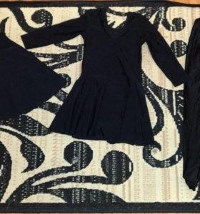 Купальник ,юбка лосины для гимнастики и танцев
