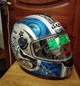 Шлем Laser Vertigo R синий XL 62 новый