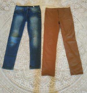 Джинсы Reserved брюки OSTIN