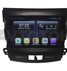 Mitsubishi Outlander (2006-2012) Android