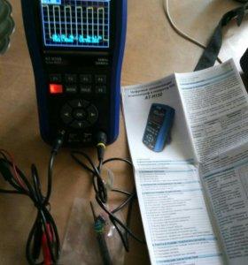 цифровой осциллограф dds at-h150