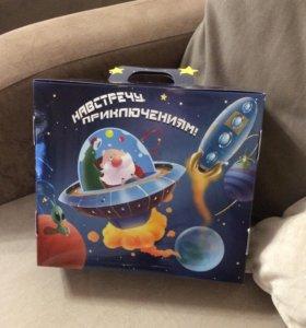 Космическая гонка - сладкий набор 1000 гр