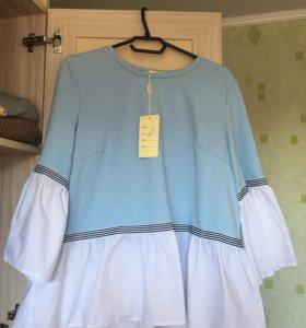 Блузка новая, с биркой