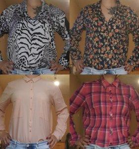 Рубашки.