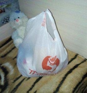 Пакет вещей для девочки от 0 до 3мес (60см)
