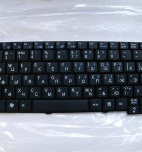 Продам клавиатуру для нетбука Acer, ZG5, черная