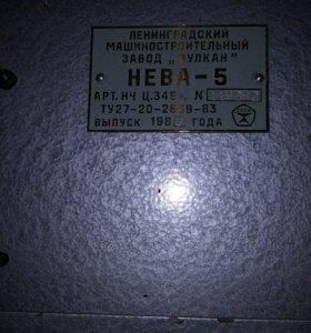 Вязальная машина НЕВа -5