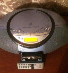 Магнитола SONY CFD S-350L (CD-R/RW-Playback)