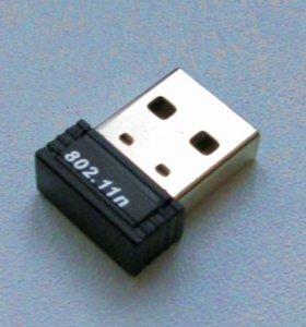 Продаю Wi-Fi адаптер USB: 802.11n