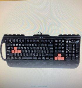 Клавиатура A4Tech X7-700