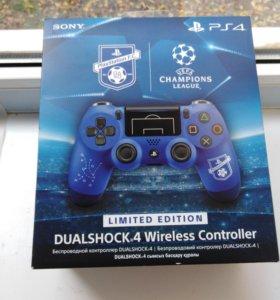 "Sony Dualshock 4 ""Limited Edition"" Ver.2 Синий"