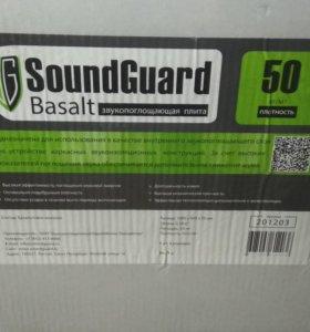 Soundguard тепло-шумоизоляция