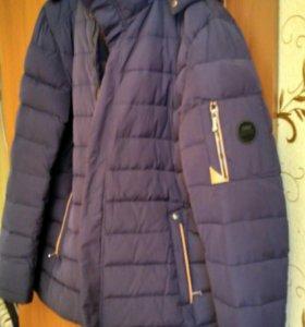 Куртка мужская новая, размер 56