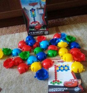 Развивающие игрушки.