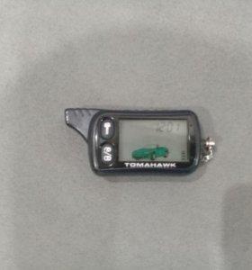 Брелок с автозапуском Tomahawk