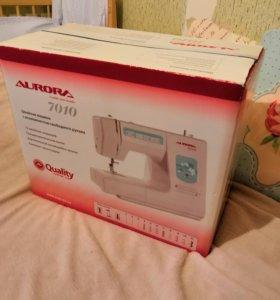 Швейная машинка Avrora 7010